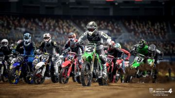 Immagine -1 del gioco Monster Energy Supercross - The Official Videogame 4 per PlayStation 4