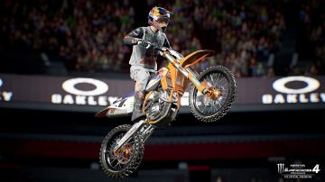 Immagine -2 del gioco Monster Energy Supercross - The Official Videogame 4 per Xbox One