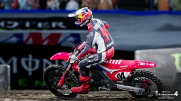 Immagine -3 del gioco Monster Energy Supercross - The Official Videogame 4 per PlayStation 4