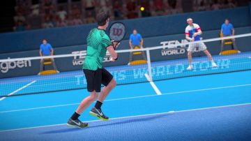 Immagine -3 del gioco Tennis World Tour per Playstation 4