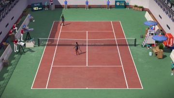Immagine -5 del gioco Tennis World Tour per Playstation 4