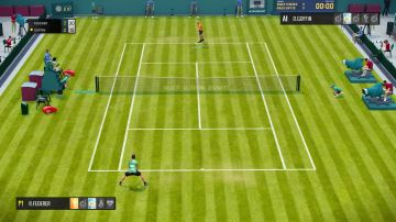 Immagine -1 del gioco Tennis World Tour per Nintendo Switch