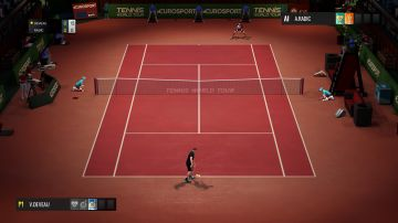 Immagine 0 del gioco Tennis World Tour per Nintendo Switch