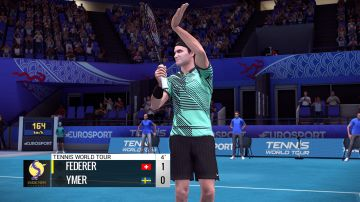 Immagine -2 del gioco Tennis World Tour per Playstation 4