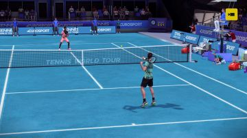 Immagine -1 del gioco Tennis World Tour per Playstation 4
