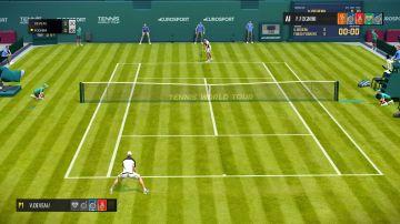 Immagine -3 del gioco Tennis World Tour per Nintendo Switch