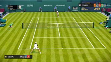 Immagine 0 del gioco Tennis World Tour per Playstation 4