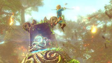 Immagine -3 del gioco The Legend of Zelda: Breath of the Wild per Nintendo Wii U