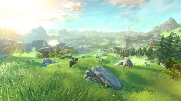 Immagine -1 del gioco The Legend of Zelda: Breath of the Wild per Nintendo Wii U