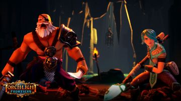 Immagine -3 del gioco Torchlight Frontiers per PlayStation 4