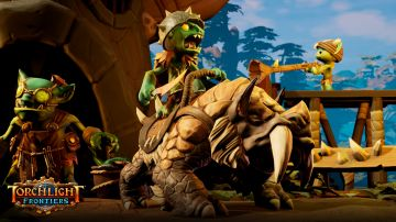 Immagine -5 del gioco Torchlight Frontiers per PlayStation 4