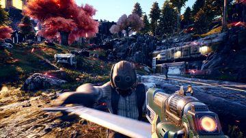 Immagine -3 del gioco The Outer Worlds per PlayStation 4