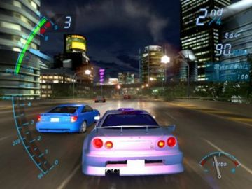 Immagine -4 del gioco Need for Speed Underground per Playstation 2