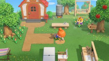 Immagine -5 del gioco Animal Crossing : New Horizons per Nintendo Switch