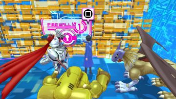 Immagine -1 del gioco Digimon Story: Cyber Sleuth - Hacker's Memory per Playstation 4