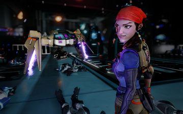 Immagine -2 del gioco Agents of Mayhem per Playstation 4