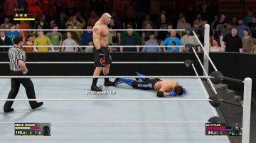 Immagine -7 del gioco WWE 2K17 per Xbox One