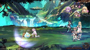 Immagine -5 del gioco Super Neptunia RPG per PlayStation 4