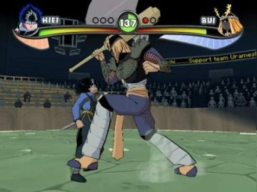 Immagine -15 del gioco Yu Yu Hakusho: Dark tournament per PlayStation 2