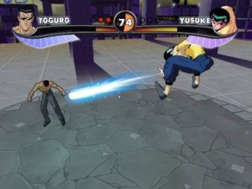 Immagine -14 del gioco Yu Yu Hakusho: Dark tournament per PlayStation 2