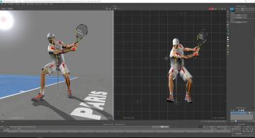 Immagine -4 del gioco Tennis World Tour per Playstation 4