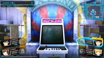 Immagine -5 del gioco Zanki Zero: Last Beginning per PlayStation 4