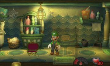 Immagine -7 del gioco Luigi's Mansion per Nintendo 3DS