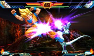 Immagine -9 del gioco Dragon Ball Z Extreme Butoden per Nintendo 3DS