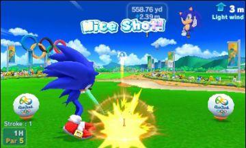 Immagine -5 del gioco Mario & Sonic ai Giochi Olimpici di Rio 2016 per Nintendo 3DS
