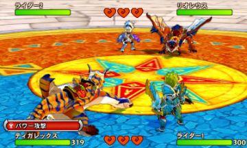 Immagine -5 del gioco Monster Hunter Stories per Nintendo 3DS
