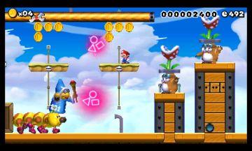 Immagine -3 del gioco Super Mario Maker per Nintendo 3DS