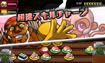 Immagine 0 del gioco Sushi Striker: The Way of Sushido per Nintendo 3DS