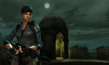 Immagine -4 del gioco Resident Evil: The Mercenaries 3D per Nintendo 3DS