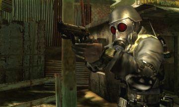 Immagine -3 del gioco Resident Evil: The Mercenaries 3D per Nintendo 3DS