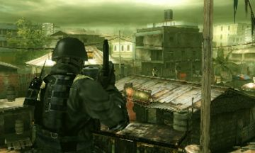 Immagine -2 del gioco Resident Evil: The Mercenaries 3D per Nintendo 3DS