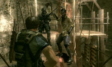 Immagine -1 del gioco Resident Evil: The Mercenaries 3D per Nintendo 3DS