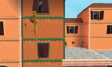 Immagine -5 del gioco Madagascar 3: The Video Game per Nintendo 3DS