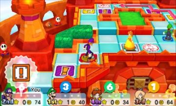 Immagine -3 del gioco Mario Party: The Top 100 per Nintendo 3DS