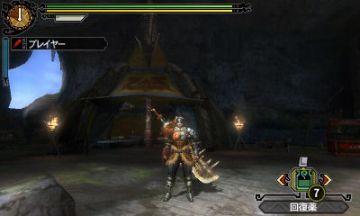 Immagine -4 del gioco Monster Hunter 3 Ultimate per Nintendo 3DS