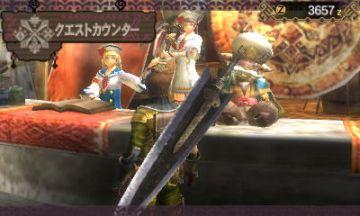 Immagine -2 del gioco Monster Hunter 3 Ultimate per Nintendo 3DS