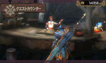 Immagine -1 del gioco Monster Hunter 3 Ultimate per Nintendo 3DS