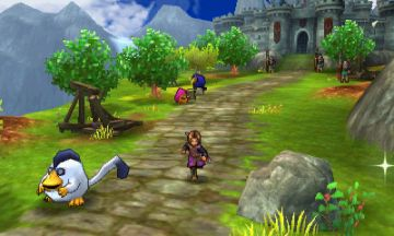 Immagine -2 del gioco Dragon Quest XI per Nintendo 3DS