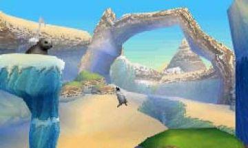 Immagine -4 del gioco Happy Feet 2 per Nintendo 3DS