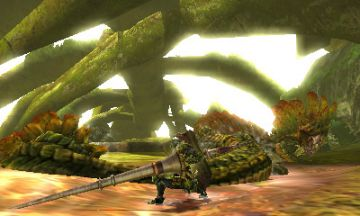 Immagine -5 del gioco Monster Hunter 4 per Nintendo 3DS