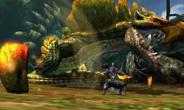 Immagine -3 del gioco Monster Hunter 4 per Nintendo 3DS