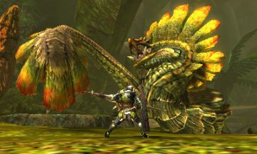Immagine -1 del gioco Monster Hunter 4 per Nintendo 3DS