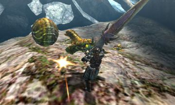 Immagine 0 del gioco Monster Hunter 4 per Nintendo 3DS