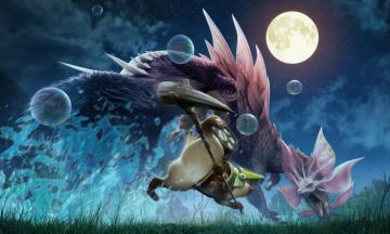 Immagine -4 del gioco Monster Hunter Generations per Nintendo 3DS