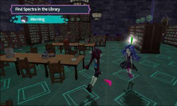 Immagine -5 del gioco Monster High: Una nuova Mostramica a Scuola per Nintendo 3DS