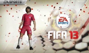 Immagine -4 del gioco FIFA 13 per Nintendo 3DS
